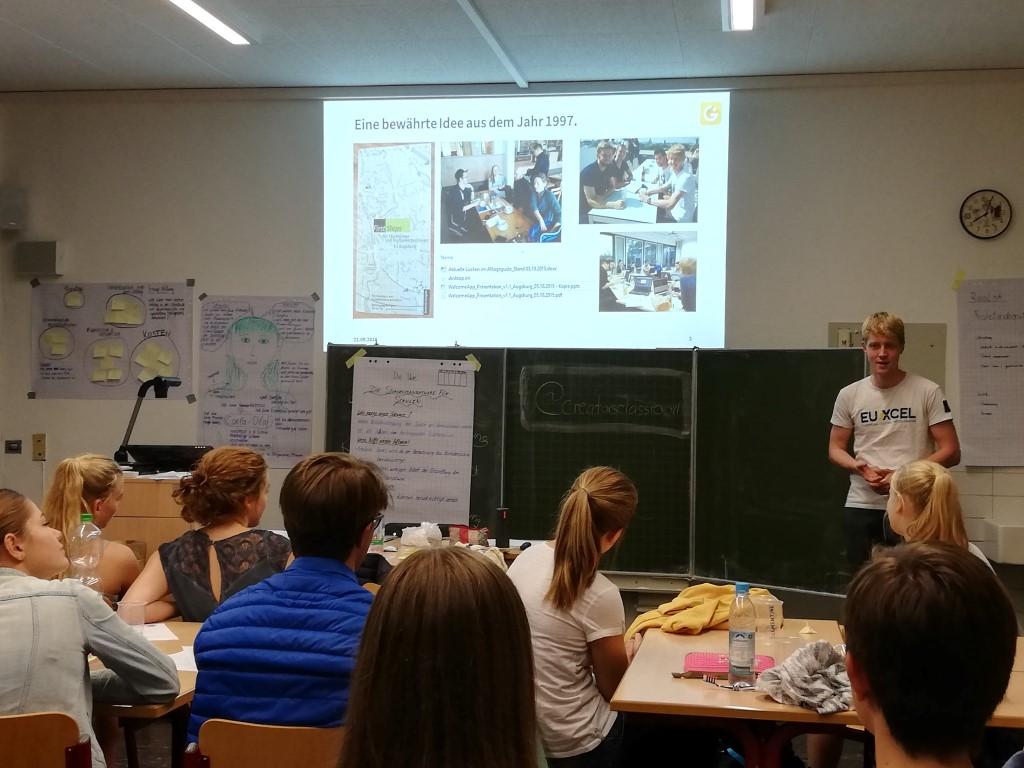 Creators\' Classroom: Workshop zur Unternehmensgründung